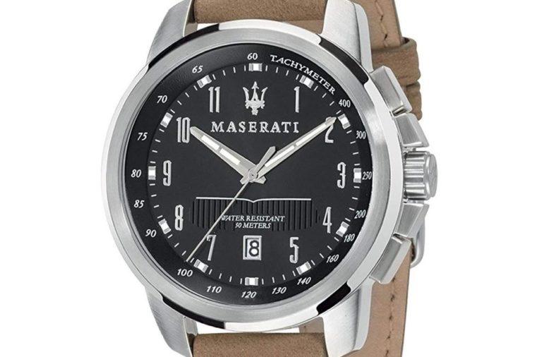 Maserati Watch: A Comprehensive Guide
