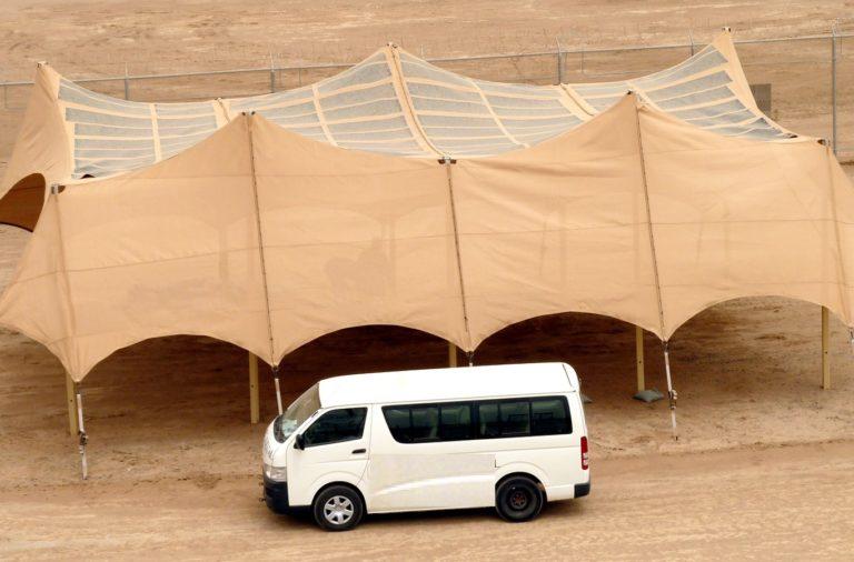 Pyramid Tent Rental