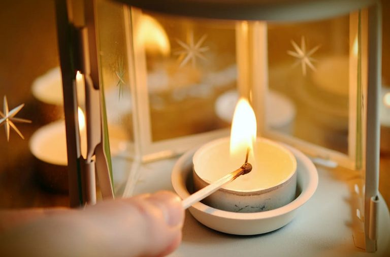 Why are scented candles superior?